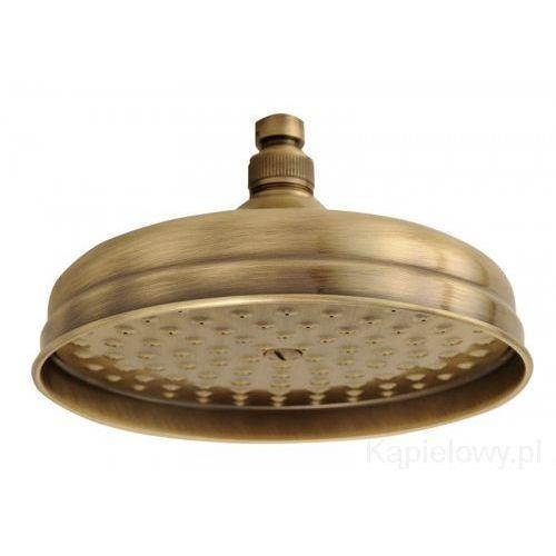 Sapho Deszczownia okrągła retro, brąz o średnicy 20cm sof2006 (8024587003195)