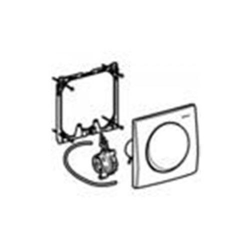 Geberit hytouch przycisk pneumatyczny zawór spłukujący do pisuaru, ręczny, mambo, stal nierdz. 116.013.fw.1