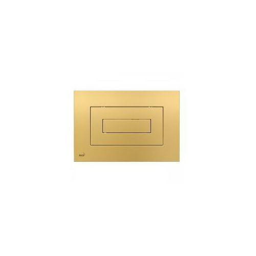 Alcaplast m475 przycisk, złoto