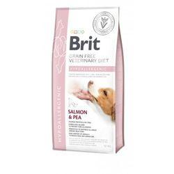 veterinary diet 2kg hypoallergenic marki Brit