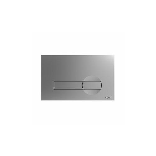 Clip Koło przycisk spłukujący chrom mat - 94163003 (5906976527945)