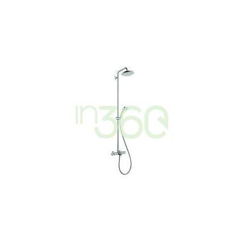 Hansgrohe  croma 220 komplet prysznicowy do wanny,ramie prysznicowy 400 mm 27223000