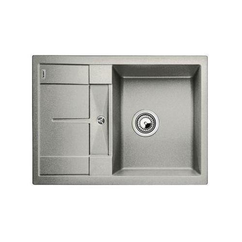 Blanco Metra 45 S Compact 520569 - Perłowoszary \ Manualny