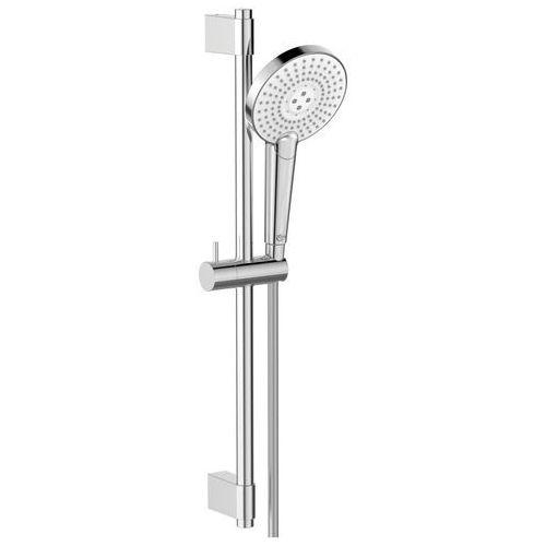 idealrain evojet zestaw natryskowy round, drążek 600mm b1761aa marki Ideal standard