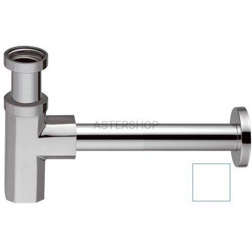 SPY Syfon umywalkowy 32mm, biały mat PY36/14, PY36/14