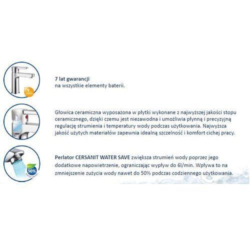 Bateria Cersanit Cersanit vero s951-042 (chrom) S951-042