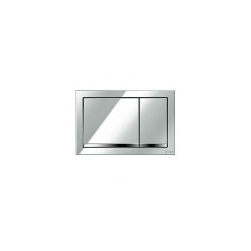 CERSANIT ENTER Przycisk spłukujący, chrom błyszczący K97-366