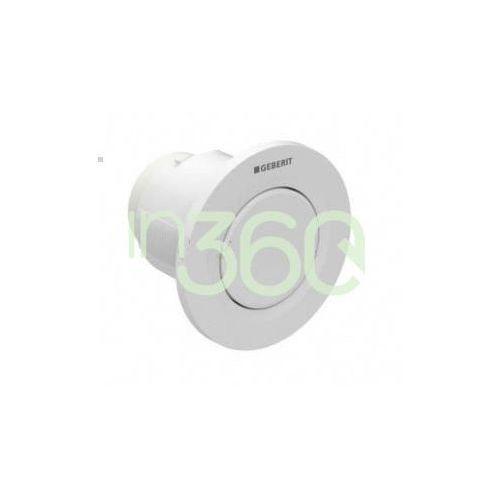 Geberit hytouch pneumatyczny przycisk uruchamiający wc typ 01, ręczny, podtynkowy, pojedynczy, biały 116.040.11.1