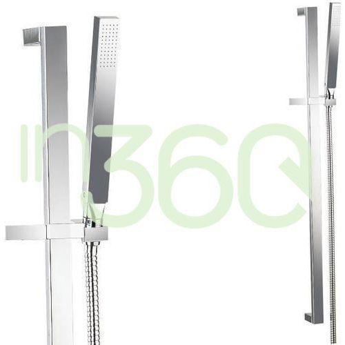seria 135 zestaw prysznicowy 90 cm chrom 1351602 marki Steinberg