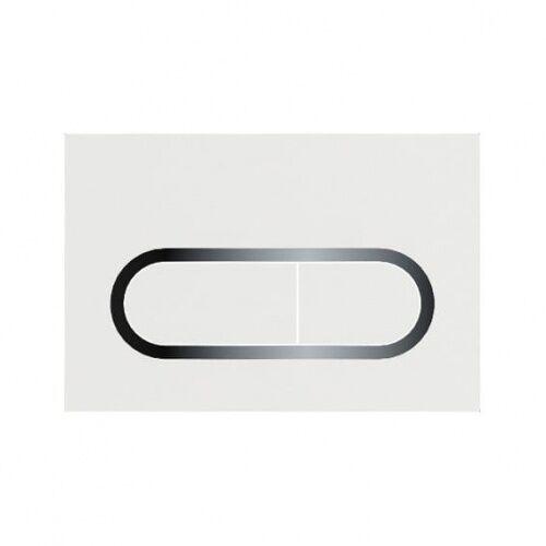 Ravak chrome przycisk biały x01455 (8592626006846)