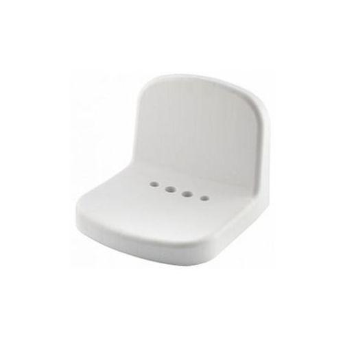Siedzisko pod prysznic - molli białe marki Berossi