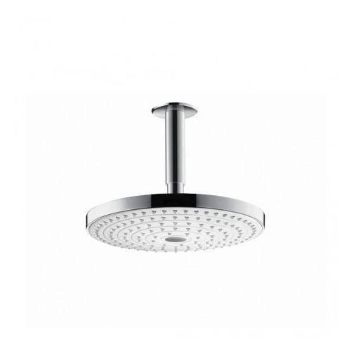Raindance Select S 240 2jet Hansgrohe głowica prysznicowa EcoSmart 9 l/min biały/chrom biały/chrom - 26467400 (4011097720531)
