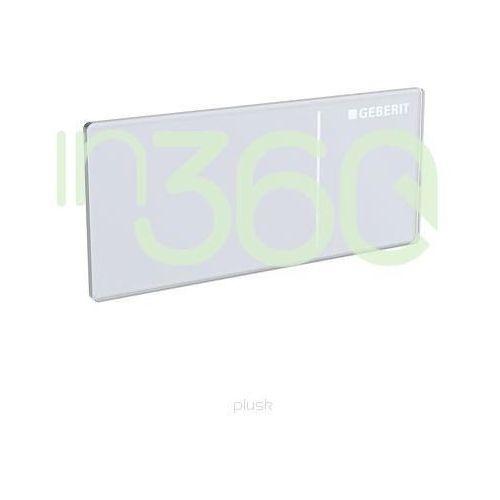 Geberit omega70 przycisk uruchamiający do wc biały 115.084.si.1