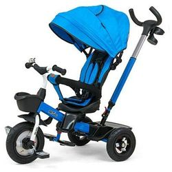 Milly Mally Rowerek Trójkołowy Movi Blue, 2489