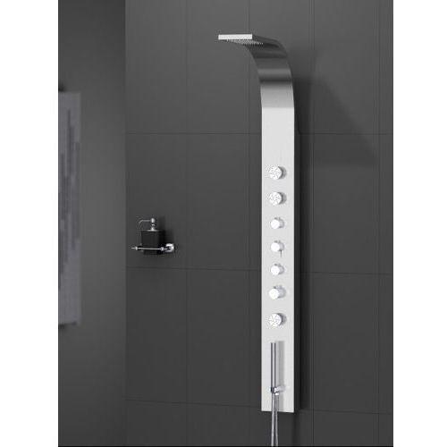 aquos panel prysznicowy natynkowy z termostatem exp-0003 marki New trendy