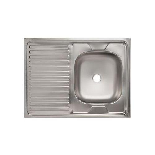 Zlewozmywak stalowy 60 / SK21011T KUCHINOX