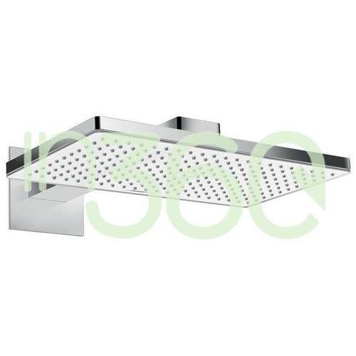 Hansgrohe Rainmaker Select Rainmaker deszczownica 460 1jet z ramieniem prysznicowym 450 mm biały/chrom 24003400