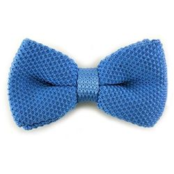 Niebieska muszka do koszuli m-443200n marki Mag mouch