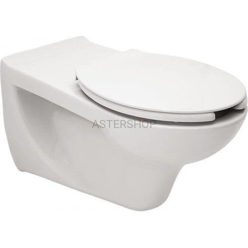 Etiuda miska WC podwieszana dla niepełnosprawnych K11-0042