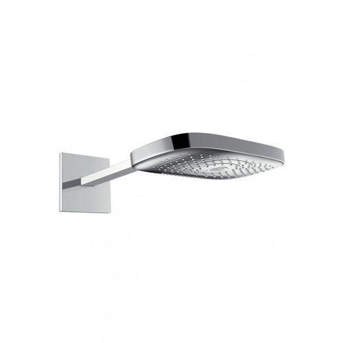 Głowica prysznicowa Raindance Select E 300 3jet z ramieniem prysznicowym 390 mm DN15 biały/chrom biały/chrom - 26468400, 26468400
