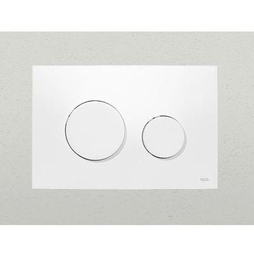 Tece przycisk spłukujący TeceLoop biały 9240600