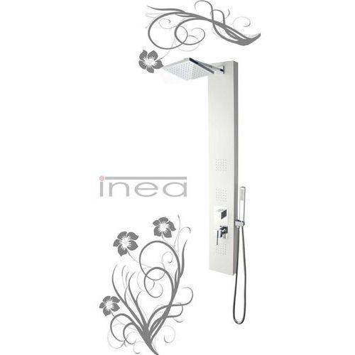 Panel prysznicowy biały in-8708w marki Inea