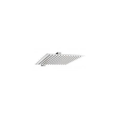 ultra slim square deszczownica kwadratowa 30x30cm, chrom 611s marki Inea