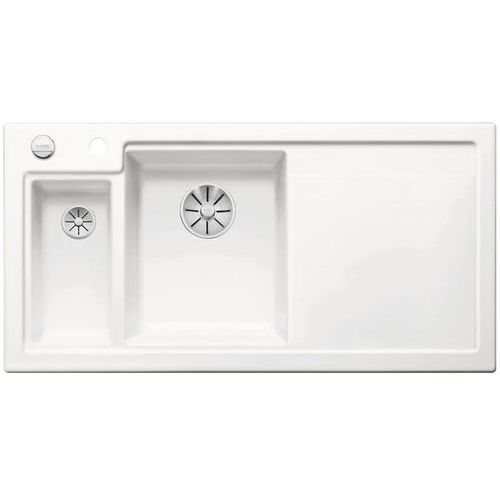 Blanco Zlew ceramiczny axon ii 6 s - biały połysk \ lewa