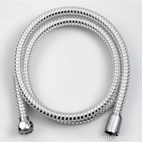 MAGMA Wąż prysznicowy plastikowy 150 cm biały/chrom 11005, 11005