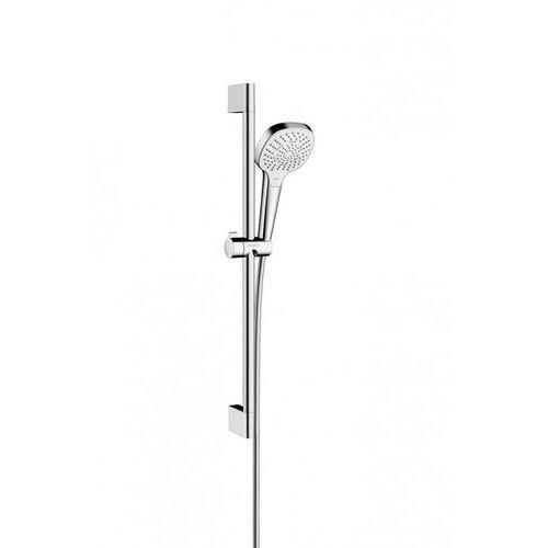 Select zestaw prysznicowy croma select e multi 065 m biały/chrom - 26580400 marki Hansgrohe