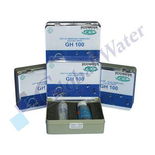 Test twardości wody GH 100