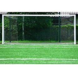 Profesjonalna bramka piłkarska boiskowa alu 5m x 2m rury 120 mm + siatka marki Polsport